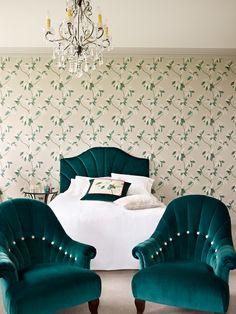 Sanderson.Wallpaper: Oleander 212131