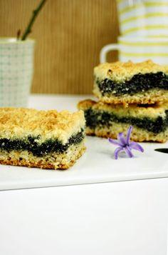 Krups Prep Cook, Prep & Cook, Stevia, Poppy Seed Cake, Spanakopita, Baking Recipes, Poppies, Sandwiches, Ethnic Recipes