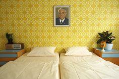 Ostel (Hostel) East Berlin, Germany
