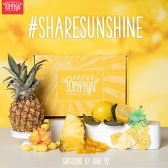 """ABOUT THE JUNE KIT  Box of Sunshine Kit contains supplies for 8 cards and envelopes (2 cards of 4 designs) Card size: 4-1/4"""" x 5-1/2"""" Envelope size: 4-1/2"""" x 5-3/4"""" Coordinating Colors: Basic Black, Bumblebee, Crushed Curry, Poppy Parade, Shaded Spruce, White, and Gold  Box of Sunshine Information: This kit includes extra pieces and stickers (including a sticker label) to help you create cards AND a Box of Sunshine filled with treats and goodies to send to a friend. (Treats not included.)"""