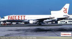 Faucett Peru  Lockheed L-1011-Tristar 100 (OB-1455)