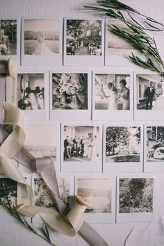 """I'm so excited to be offering Polaroid photography for my 2017 clients. I've been shooting instant film for a few years now but this past wedding season took the plunge and bought a real life Polaroid. It's so much fun to shoot and not everyone does it (which the """"don't follow the crowd"""" p"""