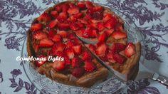 Comilonas Lights: Pastel de fresas en Olla GM