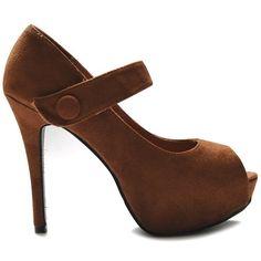 Ollio Womens Shoes Mary Jane Faux-Suede Pumps Platforms Open Toe Multi Colored (5.5 B(M) US, Brown) Ollio,http://www.amazon.com/dp/B00BF64TQO/ref=cm_sw_r_pi_dp_qA0Ysb1SEMVW272F
