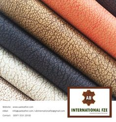 Wholesale Leather in Middle East http://www.uaeleather.com/