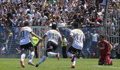 Colo Colo Vs. Universidad de Chile Chile, Soccer, Necklaces, University, Universe, Football, Chili Powder, European Football, Chilis