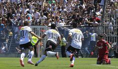 Colo Colo Vs. Universidad de Chile