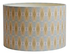 Drum Lampshades from the A Rum Fellow Lampshade Collection, exclusive to Copper & Silk. Handmade Lampshades, Light Decorations, Drum, Collaboration, Copper, Silk, Lighting, Fabric, Collection