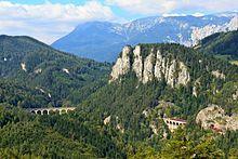 Semmeringbahn – Wikipedia
