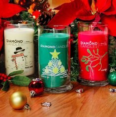 Wonderful soy candles with gorgeous rings hidden within every candle. Discover a ring up valued up to 5K . Shop these for great gifts these holidays.
