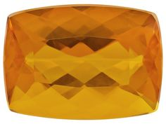 Colheita Fire Opal(Tm) Avg 9.00ct 18x13mm Rectangular Cushion