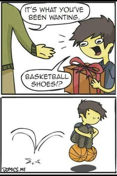 Credit to Domics.me - Basketball Shoes