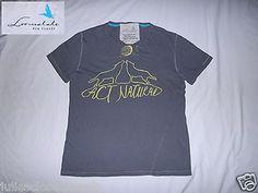 "Loomstate ""Act Natural"" Animal T-Shirt Eco-Friendly Organic Casual Active Men M"