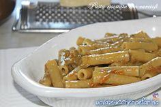 Pasta risottata con carciofi