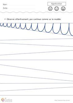 grande section knitting increase methods - Knitting Techniques Montessori Elementary, Preschool Education, Preschool Activities, Pre Writing, Writing Skills, Knitting Increase, Maternelle Grande Section, French Worksheets, Montessori Practical Life