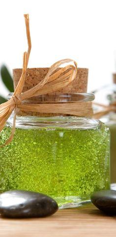green spa oil
