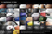 50 Logo Mockup Branding Bundle - V1 | Creative Photoshop Templates ~ Creative Market Creative Photoshop, Templates Free, Mockup, Branding, Logo, Free Stencils, Brand Management, Logos, Miniatures