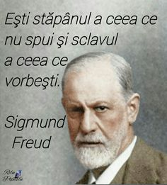 Motivational Quotes For Life, Me Quotes, Qoutes, Funny Quotes, Star Of The Week, Strong Words, Sigmund Freud, Quote Aesthetic, True Words