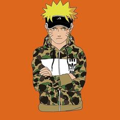 Supreme   AnimeWave   Pinterest   Supreme  Naruto and Supreme wallpaper Related image