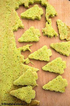 CHEC CU BRADUT | Diva in bucatarie Cookies, Ethnic Recipes, Desserts, Christmas, Food, Crack Crackers, Tailgate Desserts, Xmas, Deserts