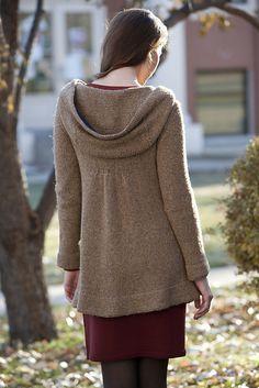 Ravelry: Cobblestone Trenchcoat pattern by Veera Vlimki