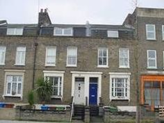 Image result for mansard roof georgian