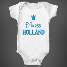 Frozen Princess Holland Baby Girl Name
