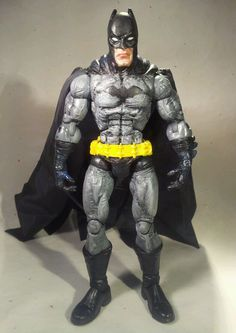 Batman Marvel Legends Custom Action Figure 42 Points Of Articulation