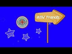ATIV' Francês: Como dizer ---- Bom dia/boa tarde/boa noite - YouTube