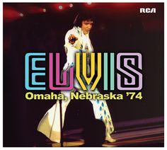 """FTD announced the release of """"ELVIS: OMAHA Released as a digipack, this set features both the Afternoon and Evening Show at the Omaha Civic Auditorium, Elvis Presley Records, Elvis Presley News, Elvis Presley Photos, Why Me Lord, Wild In The Country, Big Boss Man, Elvis Sings, Suspicious Minds"""