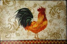 The Pecan Man Kitchen Country Roaster Linen Place Mat 1pc *** More info could be found at the image url.