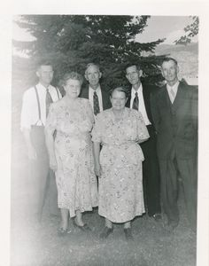 The Siblings -- Irvin Arthur Hyrum Alexander Flora Nettie - Photos and Stories — FamilySearch.org