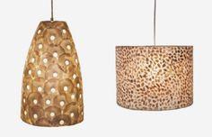 Hanglamp Wangi Goud Bol 50 cm