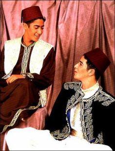 costumes Algériens. | L'ALGERIE, SES COUTUMES, SA CULTURE, ET SES TRADITIONS. | Page 6