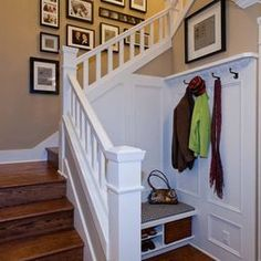 Traditional Staircase Gallery Wall Design, Pictures, Remodel, Decor and Ideas - page 2