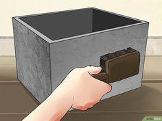 Comment faire des jardinières en béton: 24 étapes