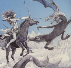Dragons by Ryer-Ord-Star.deviantart.com on @DeviantArt