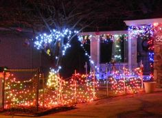 Where to see Christmas Lights Displays in the Reno area
