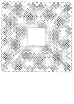 Pañuelo Bobbin Lace Patterns, Embroidery Patterns, Lacemaking, Lace Heart, Lace Jewelry, Lace Detail, Hello Kitty, Tapestry, Stitch