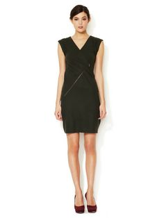 Fiona Zipper Sheath Dress | Marc by Marc Jacobs