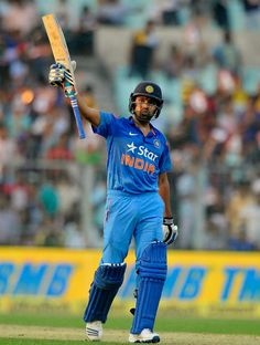 """WORLD RECORD FOR ROHIT SHARMA! Virat Kohli is a fan of Rohit Sharma's batting and the India captain feels his teammate's record-breaking ODI score of 264 against Sri Lanka will not be surpassed anytime soon. """"I said in the press conference yesterday that once Rohit gets going he is very dangerous,"""" said Kohli after leading India to a 153-run win in the fourth ODI at the Eden Gardens. """"Today is the kind of day I can tell my kids I was there (and watched Rohit bat). I don't think this record…"""