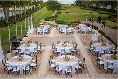 Beautiful wedding at #Thalatta Estate #miamicaterers