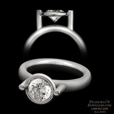 """My Gorgeous wedding ring """"literally"""" I fell in love with this unique design not the size. That I no longer have because someone took it from me"""