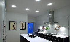 Beépíthető / süllyeszthető led panelek Led Panel, Bathroom Lighting, Conference Room, Flat Screen, Mirror, Enorm, Table, Furniture, Home Decor