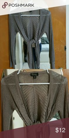 Thai Sodia Cardigan NWOT.  This cover shoulder cardigan for you to love. Thalia Sodi Sweaters Cardigans