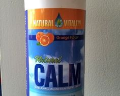 The Calming Power of Magnesium: Reviewing Natural Calm by Natural Vitality