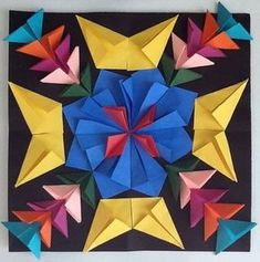 A wonderful project for relief sculptures and radial symmetry in 4th grade. I will tie this in with the stained glass windows we look at in Gothic art etc.