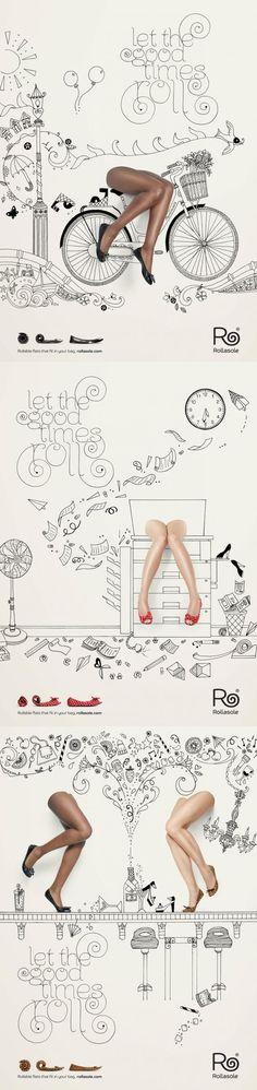 Rollasole: Legs