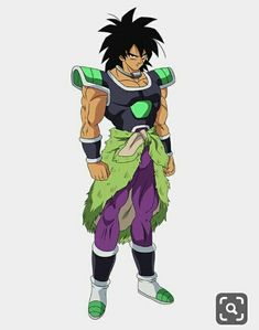 Why is Dragon Ball Super: Broly so popular? Dragon Ball Gt, Gif Naruto, Naruto Art, Sasuke, Naruto Shippuden, Broly Movie, Super Anime, Epic Characters, Anime Costumes