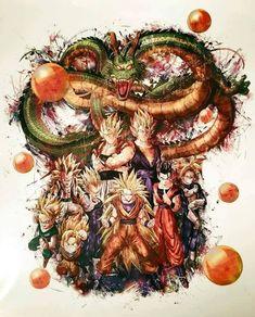 Amazing art of the Dragon ball z saga Dragon Ball Z, Manga Dragon, Goku Manga, Fan Art, Drawings, Artwork, Samurai, Instagram, Dbz Images